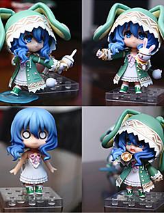 Anime Čísla akce Inspirovaný Date A Live Cosplay PVC 15 CM Stavebnice Doll Toy