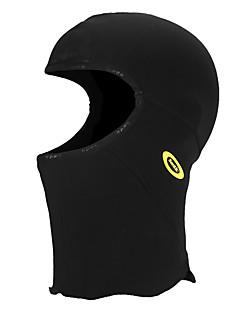 SANTIC® אופנייים/רכיבת אופניים צוואר קרסוליות כובע נושם שמור על חום הגוף עמיד תומך זיעה אלסטיין LYCRA®מחנאות וטיולים רכיבה על