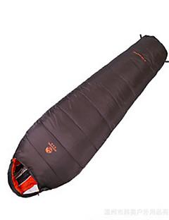 שק שינה שק שינה מומיה יחיד 10 פלומת ברווזX100 קמפינג לטייל בתוך הבית מאוורר היטב עמיד למים נייד עמיד מוגן מגשם מתקפל אטום
