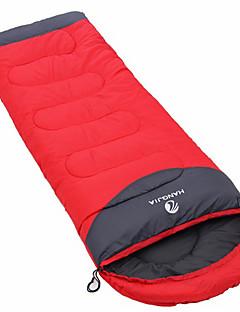 Sovepose Rektangulær Singel 10 Dukke Ned 1000g 230X100 Camping / Reise / InnendørsVanntett / Regn-sikker / Vindtett / Velventilert /