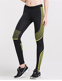 Women's Running Pants/Trousers/Overtrousers Tights Leggings Bottoms Breathable Quick Dry Compression Lightweight Materials Sweat-wicking