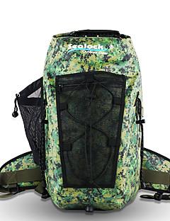 30 L Retkeilyreput Backpack Retkeily ja vaellus Vedenkestävä Käytettävä