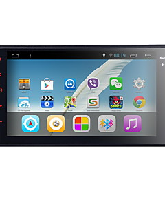 android 4.4 2DIN univerzális autórádió ipod kettős autós lejátszó gps navigációs műszerfalba autós