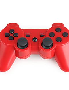 Vezeték nélküli DualShock 3 kontroller PlayStation 3 PS3 (piros)
