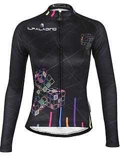 Ilpaladin Women warm Cycling Jerseys ZRCX712