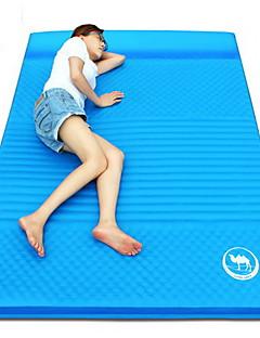 수분 방지 / 호흡 능력 / 먼지 방지 / 정전기 방지 / 압축 팽창 매트 / 야영 매트 / 슬립 매트 레드 / 블루 / 오렌지 캠핑 / 야외 봄 / 여름 / 가을 PVC