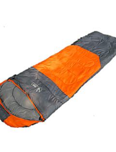 Sovepose Rektangulær Singel 10 Hul Bomull 400g 180X30 Vandring / Camping / Reise / Utendørs / InnendørsVanntett / Pusteevne / Regn-sikker