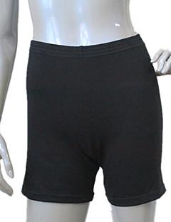 Balé Fundos Homens / Crianças Treino Algodão / Licra 1 Peça Alto Shorts