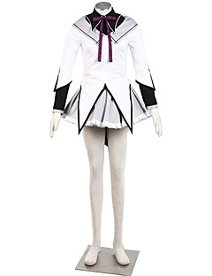 Puella Magi Madoka Cosplay Costumes Pants / Shirt / Skirt / Headband / Bow/ More Accessories Female