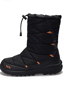 Snow sports Mid-Calf Boots Winter Anti-Slip / Waterproof / Breathable Shoes Coffee / Gray / Black / Burgundy
