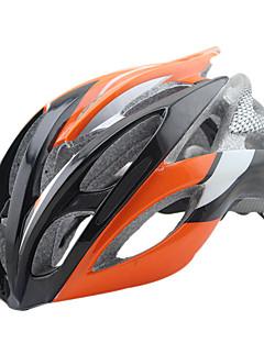 לנשים / לגברים / יוניסקס אופניים קסדה 23 פתחי אוורור רכיבת אופניים רכיבה על אופניים / רכיבה על אופני הרים / רכיבה בכביש / רכיבת פנאימידה
