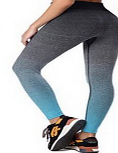 Women's Running Shorts Leggings Bottoms Breathable Sweat-wicking Comfortable Summer Exercise & Fitness Racing Running Terylene Coolmax