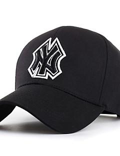 Čepice Odolný vůči UV záření Unisex Baseball Léto Bílá Červená Černá Královská modrá Béžová-Sportovní®