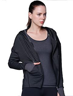 Esportivo®Ioga Blusas Respirável Elasticidade Alta Wear Sports Ioga Mulheres