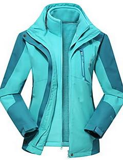 Trilha Blusas Mulheres / Homens Impermeável / Térmico/Quente / A Prova de Vento / Isolado / Confortável Primavera / Outono / Inverno