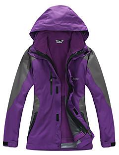 Trilha Jaquetas de Esqui/Snowboard / Jaquetas Softshell MulheresImpermeável / Respirável / Térmico/Quente / Secagem Rápida / A Prova de