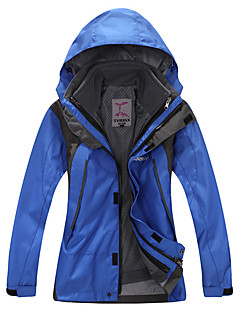 Hiking Softshell Jacket / Ski/Snowboard Jackets Kids'Waterproof / Breathable / Thermal / Warm / Quick Dry / Windproof / Ultraviolet