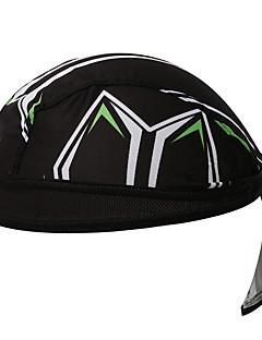 כובעים כובע Headsweat אופנייים נושם ייבוש מהיר עמיד מבודד מגביל חיידקים מפחית שפשופים תומך זיעה רך קרם הגנה לנשים לגברים יוניסקס שחור