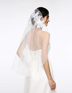 Wedding Veil One-tier Elbow Veils Net