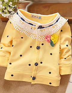 Girl's Sweater & Cardigan Cotton Spring / Fall