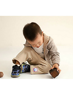 Boy Casual/Daily Solid Sets,Cotton Winter / Fall Long Sleeve Clothing Set