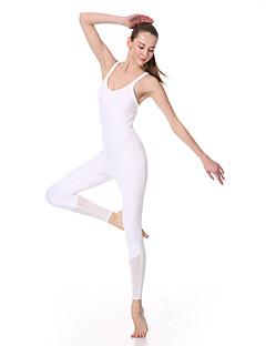 Yokaland®®Jóga Kompresní oblečení Prodyšné Rychleschnoucí Redukuje pot Ter Emen Pohodlné Ochranný Natahovací Sportovní oblečeníJóga