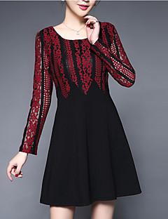 665e6d9812fd Γυναικεία Εξόδου Μεγάλα Μεγέθη Κομψό στυλ street Θήκη Φόρεμα