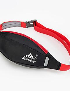 2 L Waist Bag/Waistpack Camping & Hiking Climbing Leisure Sports Jogging Emergency Traveling Outdoor Performance Leisure SportsWaterproof