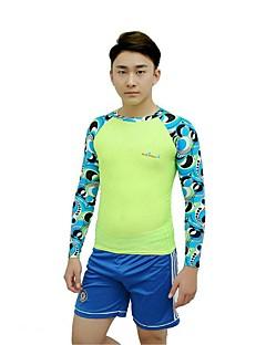 BlueDive® Dámské Pánské Oblečení proti sluníčku Plavky Potápěčské obleky Neopren Mokrý Vrchní část oděvu Sady oblečení/Obleky Diving Suit