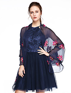 Women's Wrap Shawls Tulle Wedding Party/Evening Office & Career