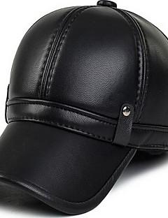 כובע עם שוליים רחבים גברים יום יומי,כותנה חורף