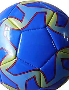 Høy Elastisitet Holdbar-Fotball(Gul Rød Blå,PU)