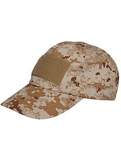 nylon protetora / camuflagem wearproof boné de caça unisex