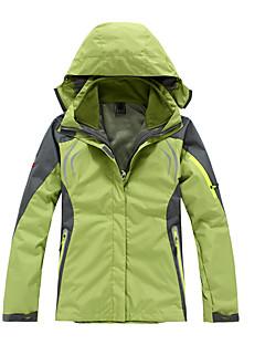 Trilha Jaquetas Softshell Mulheres Confortável Primavera Outono Inverno Terylene Ciclismo/Moto Corrida