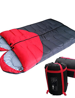 Sleeping Bag Double Wide Bag Double Hollow Cotton Hiking / Camping / Traveling / Hunting / Outdoor / IndoorMoistureproof/Moisture