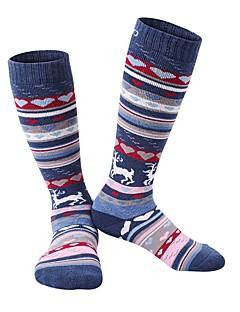 לילדים גרביים ספורט שלג שמור על חום הגוף חיכוך נמוך רך נוחXS