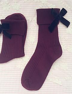 Bavlna Ponožky Teplé