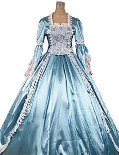 Steampunk® Colonial Marie Antoinette Masquerade Victorian Queen Ball Gown Wedding Dress Reenactment Theater Costume
