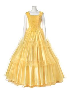 Cosplay Kostumer Cosplay Parykker Party-kostyme MaskeradePrinsesse Dronning Cinderella Havfruehale Eventyr Gudinne Nisse drakter