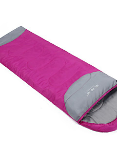 Sleeping Bag Rectangular Bag Single 8 Hollow Cotton 210X75 Camping Traveling Breathability Portable