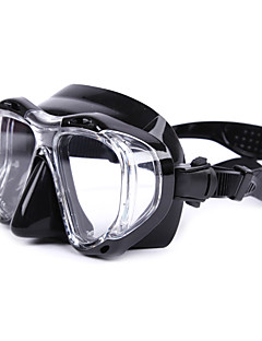 Diving Masks Waterproof Reflective Protective Diving / Snorkeling Glass silicone