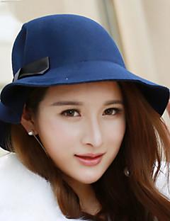 כובע דלי אחיד קשמיר כל העונות יום יומי נשים