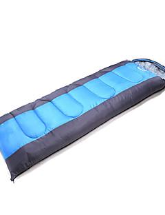 寝袋 封筒型 シングル 幅150 x 長さ200cm -5-15 ポリエステルX75 キャンピング 屋外 保温