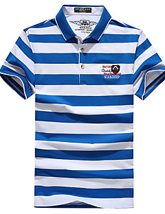 Homens Camiseta Pesca Respirável Secagem Rápida Verão
