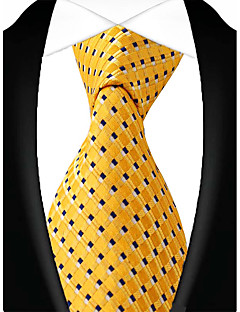 13 Kinds Men's Polyester Neck Tie Party Work Casual All Seasons