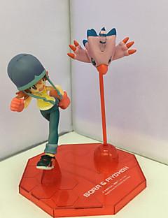 Anime Actionfigurer Inspireret af Digital Monster / Digimons Cosplay PVC 13.5 CM Model Legetøj Dukke Legetøj