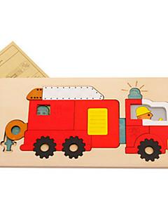 Puzzles Puzzles 3D Blocs de Construction Jouets DIY  Animaux Bois Maquette & Jeu de Construction