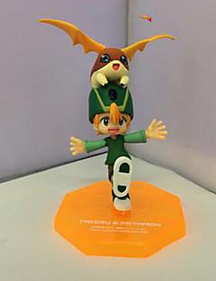 Anime Actionfigurer Inspireret af Digital Monster / Digimons Cosplay PVC 9 CM Model Legetøj Dukke Legetøj