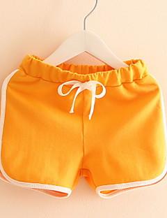 2017 Summer Korean Style Candy Color Boy Girl Children's Wear Hot Pants Unisex