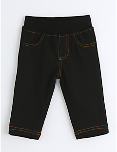 Baby Solid Color PantsCotton Spring Fall